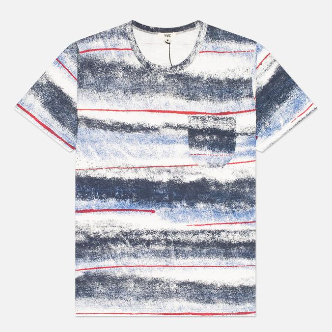 Мужская футболка YMC Sprayed Effect Multicolour
