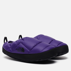 Мужские тапочки The North Face Nuptse Tent Mules III Peak Purple/TNF Black