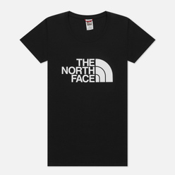 Женская футболка The North Face Easy TNF Black