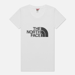 Женская футболка The North Face Easy TNF Whte/TNF Black/TNF Whte