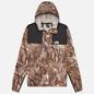 Мужская куртка ветровка The North Face 1985 Seasonal Mountain Kelp Tan Forest Floor Print фото - 0