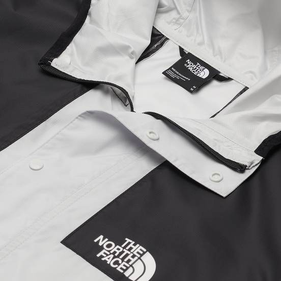 Мужская куртка ветровка The North Face 1985 Seasonal Mountain Tin Grey