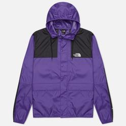 Мужская куртка ветровка The North Face 1985 Seasonal Mountain Peak Purple