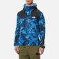 Мужская куртка ветровка The North Face 1985 Seasonal Mountain Clear Lake Blue Himalayan Camo фото - 3