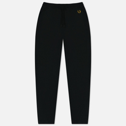 Мужские брюки Fred Perry Twill Track Black