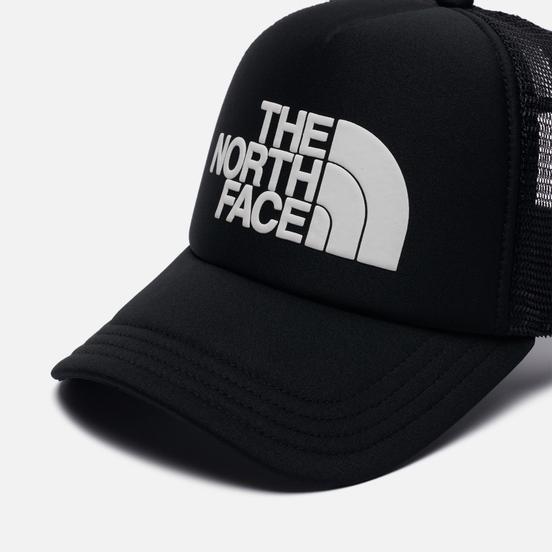Кепка The North Face TNF Logo Trucker TNF Black/TNF White