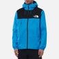 Мужская куртка ветровка The North Face 1990 Mountain Quest Meridian Blue фото - 2