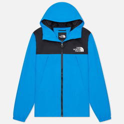 Мужская куртка ветровка The North Face 1990 Mountain Quest Clear Lake Blue