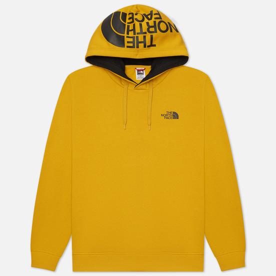 Мужская толстовка The North Face Seasonal Drew Peak Hoodie Arrowwood Yellow