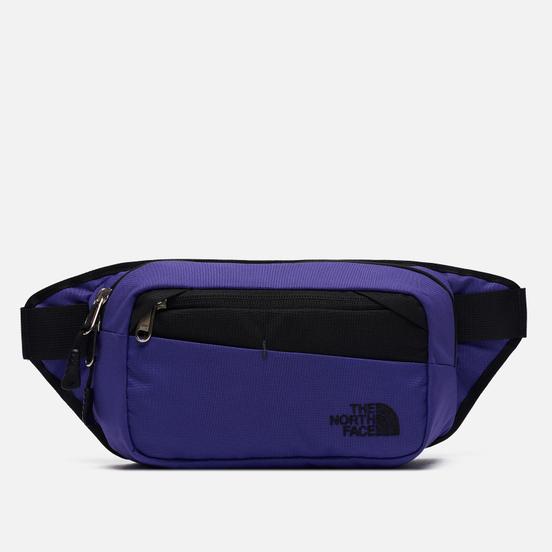 Сумка на пояс The North Face Bozer Hip II Peak Purple/TNF Black