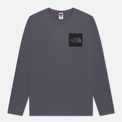 Мужской лонгслив The North Face Fine LS Vanadis Grey
