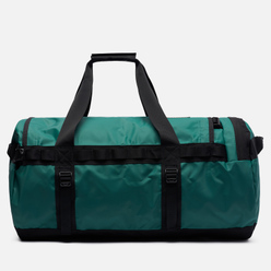 Сумка The North Face Base Camp Duffel M 71L Evergreen/TNF Black
