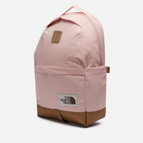 Рюкзак The North Face Daypack Evening Sand Pink Dark Heather/Utility Brown/Vintage White