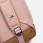 Рюкзак The North Face Daypack Evening Sand Pink Dark Heather/Utility Brown/Vintage White фото - 3