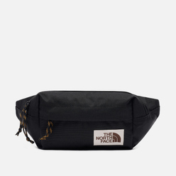 Сумка на пояс The North Face Lumbar TNF Black Heather