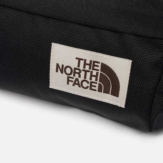Сумка на пояс The North Face Lumbar TNF Black Heather