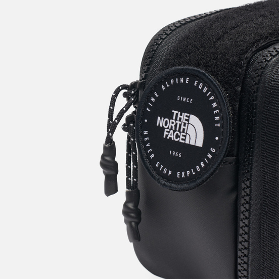 Сумка на пояс The North Face Explore S TNF Black/TNF White