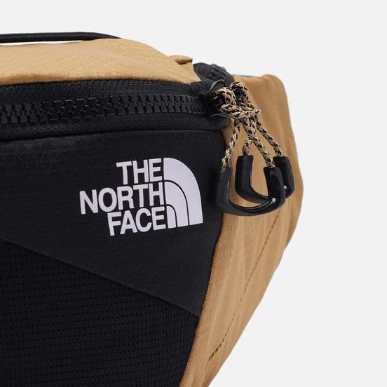 Сумка на пояс The North Face Lumbnical S 4L Moab Khaki/TNF Black