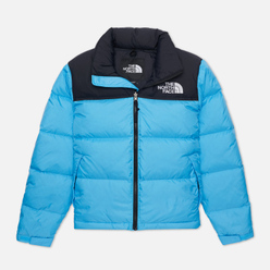 Женский пуховик The North Face 1996 Retro Nuptse Ethereal Blue