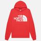 Мужская толстовка The North Face Standard Hoodie Horizon Red фото - 0