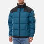 Мужской пуховик The North Face Lhotse Mallard Blue фото - 2