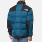 Мужской пуховик The North Face Lhotse Mallard Blue фото - 3