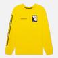Мужской лонгслив The North Face LS Steep Tech Print Lightning Yellow фото - 0