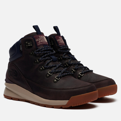 Мужские ботинки The North Face Back To Berkeley Mid WP Root Brown/Aviator Navy