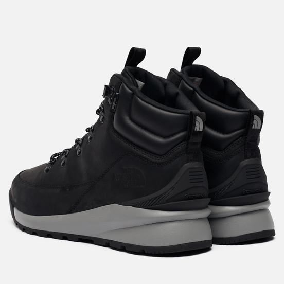 Мужские ботинки The North Face Back To Berkeley Mid WP TNF Black/Griffin Grey