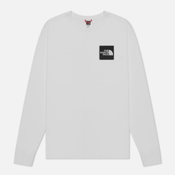 Мужской лонгслив The North Face LS Boruda TNF White