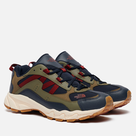 Мужские кроссовки The North Face Archive Trail Kuna Crest Urban Navy/Burnt Olve Green