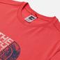 Мужская футболка The North Face SS Rust Rococco Red фото - 1