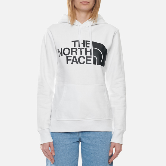 Женская толстовка The North Face Standard Hoodie TNF White