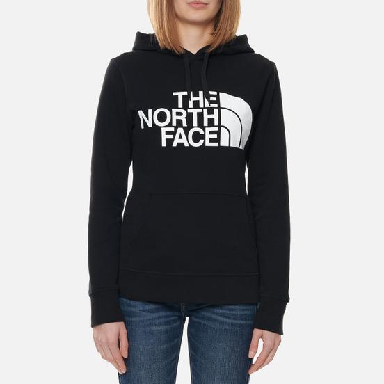 Женская толстовка The North Face Standard Hoodie TNF Black