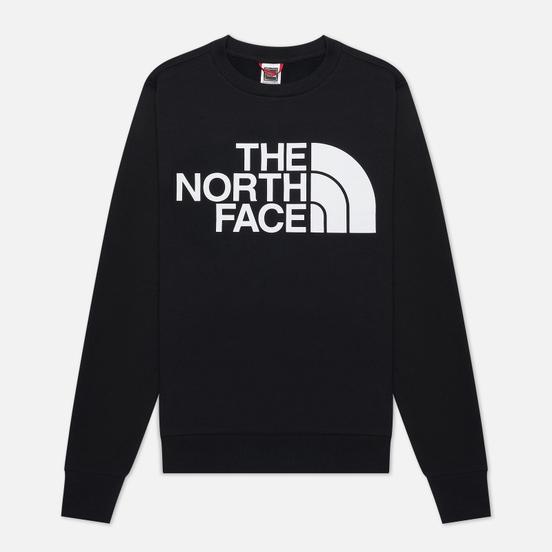 Женская толстовка The North Face Standard Crew TNF Black