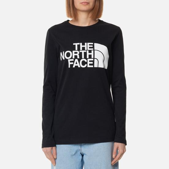 Женский лонгслив The North Face LS Standard TNF Black