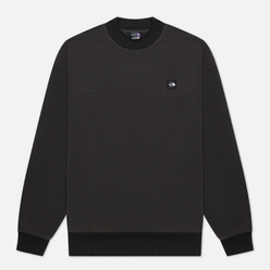 Мужская толстовка The North Face Fleeski Crew Fleece Asphalt Grey