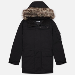 Мужская куртка парка The North Face Mc Murdo Recycled TNF Black