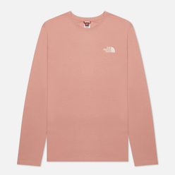 Мужской лонгслив The North Face Graphic LS Pink Clay