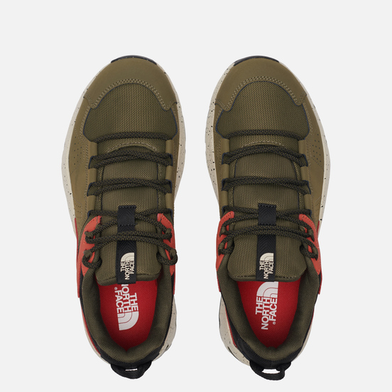 Мужские кроссовки The North Face Trail Escape Crest II New Taupe Green/Burnt Ochre