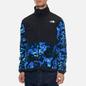 Мужская куртка The North Face Denali 2 Clear Lake Blue Digi Top Fleece 2 Print фото - 2