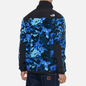 Мужская куртка The North Face Denali 2 Clear Lake Blue Digi Top Fleece 2 Print фото - 3