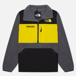 Мужская толстовка The North Face Steep Tech Half Zip Fleece Vanadis Grey/TNF Black/Lightning Yellow
