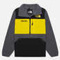 Мужская толстовка The North Face Steep Tech Half Zip Fleece Vanadis Grey/TNF Black/Lightning Yellow фото - 0