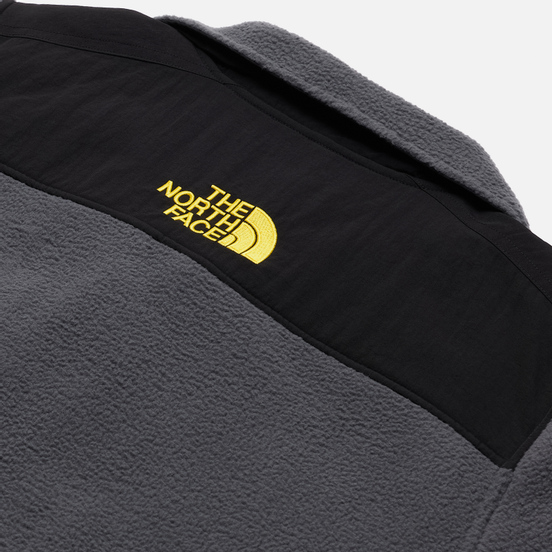 Мужская толстовка The North Face Steep Tech Half Zip Fleece Vanadis Grey/TNF Black/Lightning Yellow