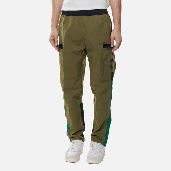 Мужские брюки The North Face Steep Tech Burnt Olive Green/Evergreen/TNF Black
