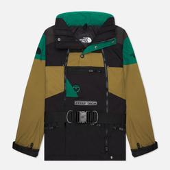 Мужская куртка The North Face Steep Tech Apogee Burnt Olive Green/Evergreen/TNF Black