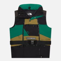 Мужской жилет The North Face Steep Tech Vest Burnt Olive Green/Evergreen/TNF Black
