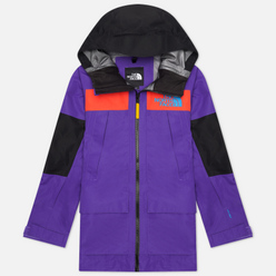 Женская куртка The North Face Team Kit Peak Purple/Flare/TNF Black