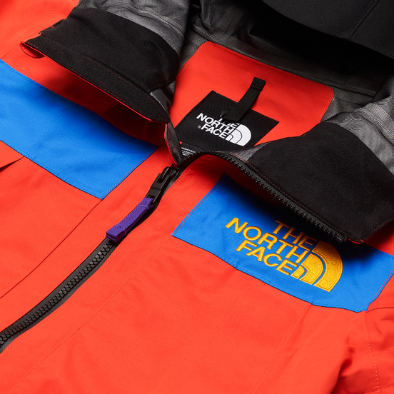 Женская куртка The North Face Team Kit Flare/Bomber Blue/TNF Black